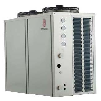 Low Ambient Temperature Evi Heat Pumps