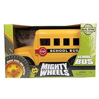 Mighty Wheels 16 inches School Bus, 60301