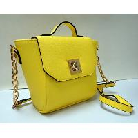 Square Lock Crossbody, KD-0033
