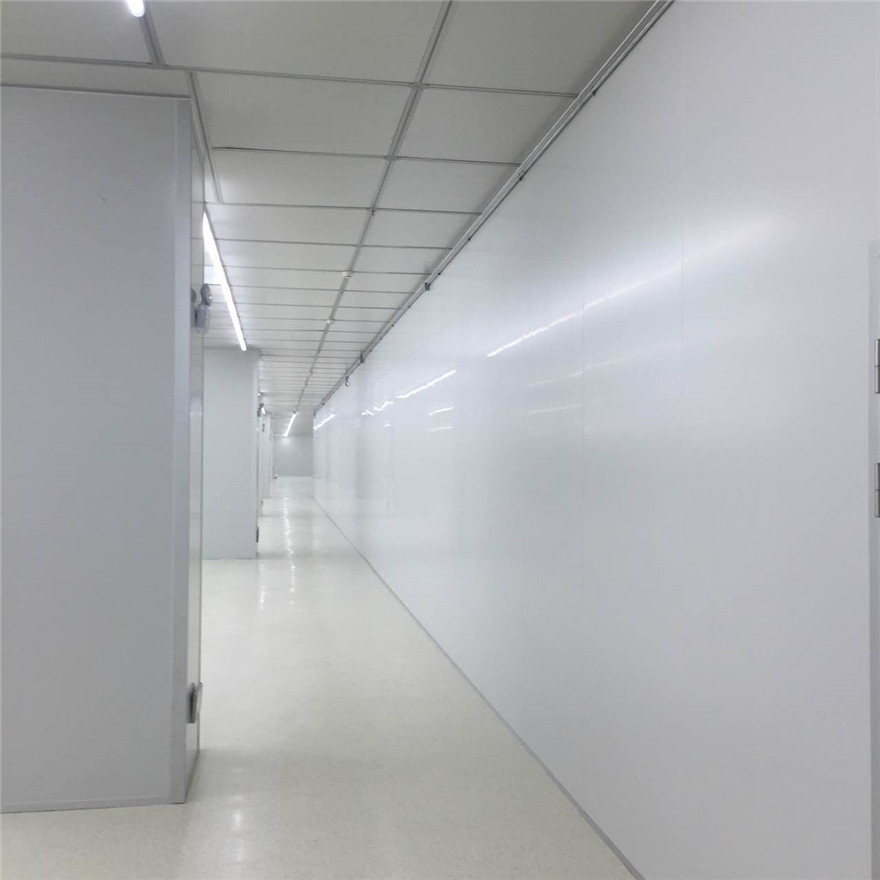 50MM Rock Wool Sandwich Cleanroom Partition