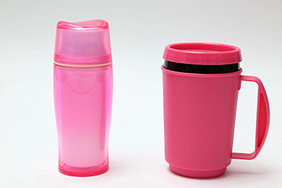 12oz Thermal PC Bottle