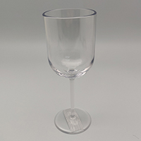 Acrylic Wine Glass, 104245