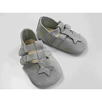 Baby Girls Leather Shoes