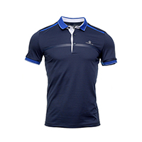 Men's Knitted Polo
