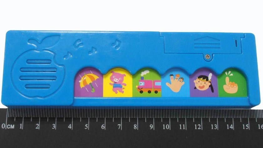 Six Button Sound Pad For Children's Book
