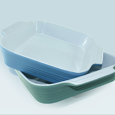 Rectangle Dish with Handle