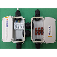IP66 Junction Box (2-way or 3-way)