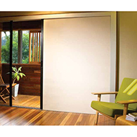 Retractable Insect Screen & Blind - Horizontal, S1