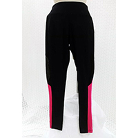 Ladies Jogger w/Side Stripe & Mesh (Poly)