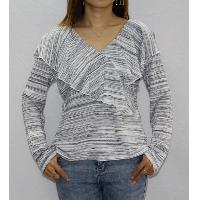 Sell Ladies knitted top, 20036