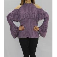 Sell Ladies knitted top, 20044