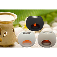 Regulated Heat Wax Essential Oil Aroma Diffuser