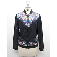 Ladies' Polyester Woven Blouson, BE18-8381