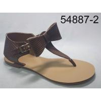 Ladies Shoes, 54887-2 BROWN