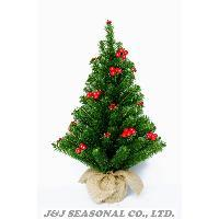 30 inches BURLAP BERRY TREE, JD0083