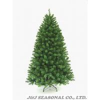 7' PVC & BRISTLE Mixed Tree