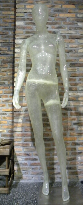 stand style female mannequin