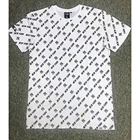 Mens Allover Print Knitted Top