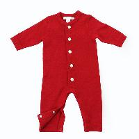Babies' Wool Acrylic Knitted Long Johns
