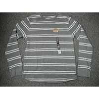 Mens LS Knitted Top