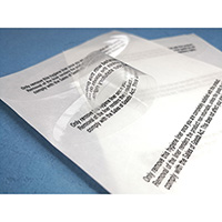 Hygienic Sticker (Inner Cut)