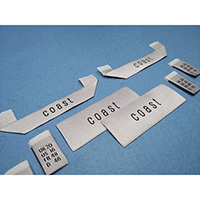 Woven Main Label & Size Label