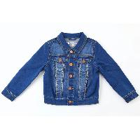 Boys' Knitted Denim Jackets, TW-103536