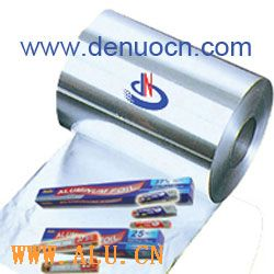 Sell Household Aluminium Foil Roll For Food Packaging