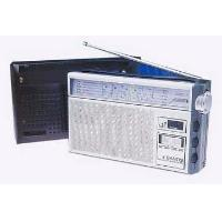 4-Bands World Wide Portable Radio, #ICF-J40