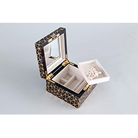Wooden Lacquer Jewelry Box