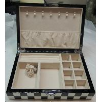 Lacquer Jewelry Box (Interial Design)