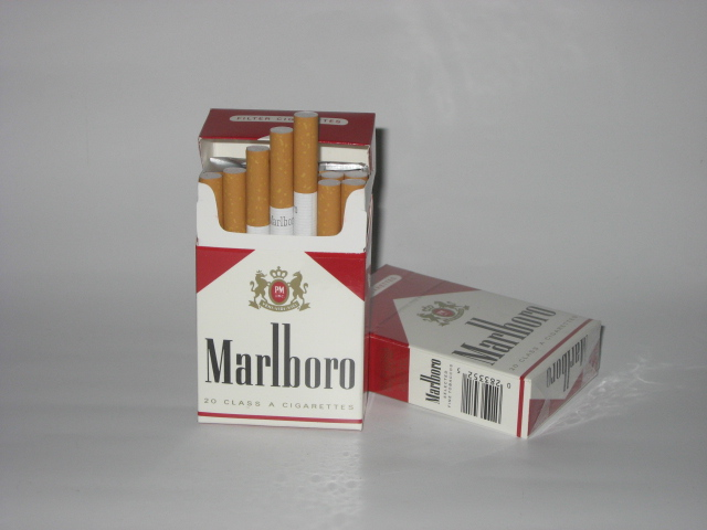 Can you buy unfiltered cigarettes Marlboro in USA