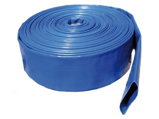 pvc discharge lay flat hose linhai shuangfeng rubber plastic co