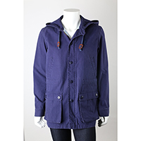 Lined Jacket with Hood, WNR028