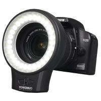 Macro Ring Photography Continuous LED Light for Canon Nikon Pentax Lens