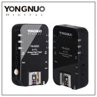 YN-622C Wireless TTL Flash Trigger for Canon 7D 5DII 5DIII 1DIV 1DIII 5D