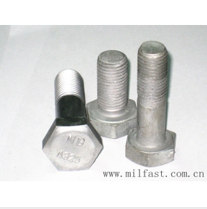 Astm A325 Heavy Hex Structural Bolts