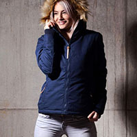 Ladies' Woven Jacket