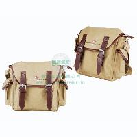 Canvas Oblique Backpack