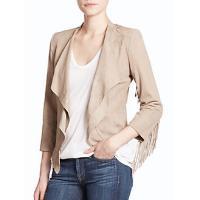 Ladies Leather Garment