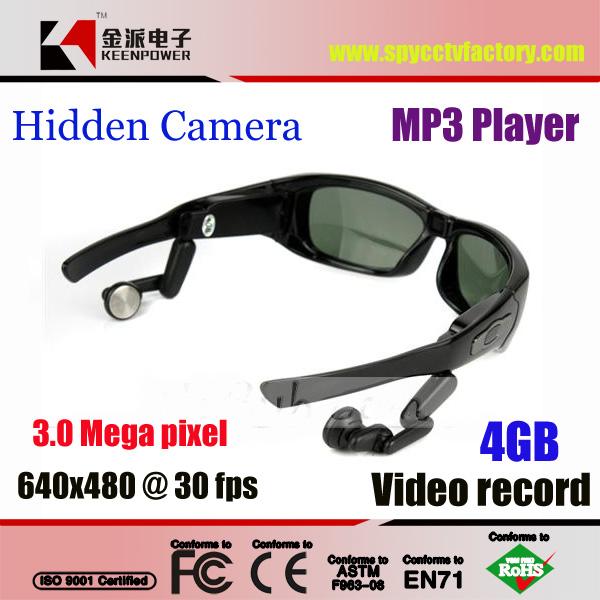 Espionage - Spy Camera Sunglasses ( Dvr 4f05c502a3