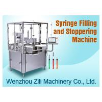 Automatic Filling Stoppering Machine