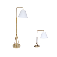 Table-Floor Lamp Set