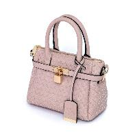 Classic Birkin Twist Lock Bag