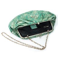 Elegant Evening Clutch with Multi Colour