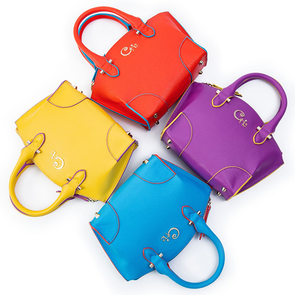 Mini Grab Colourful Bag