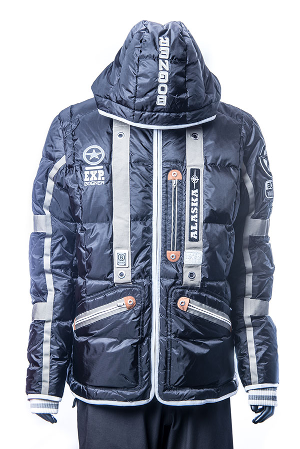 Navy Men's Ski Woven Jacket Waterproof Winter Snow Warm Outdoor Wear S~2XL