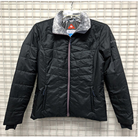 100% Polyester Woven Padded Jacket