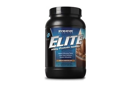 Dymatize Elite Whey Protein Isolate 5lbs.