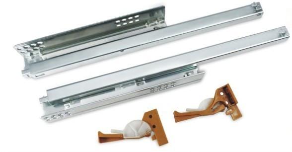 Conceal drawer slides Metal box drawer slides,cs01 - Shanghai Fikes